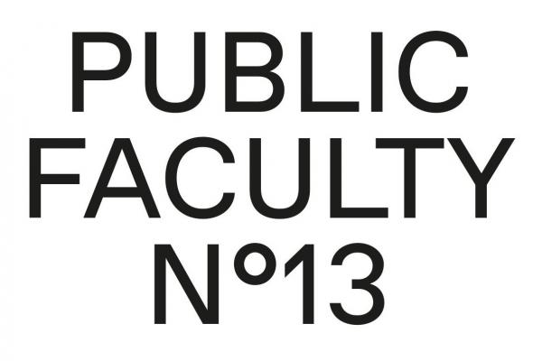 Public Faculty No 13 title