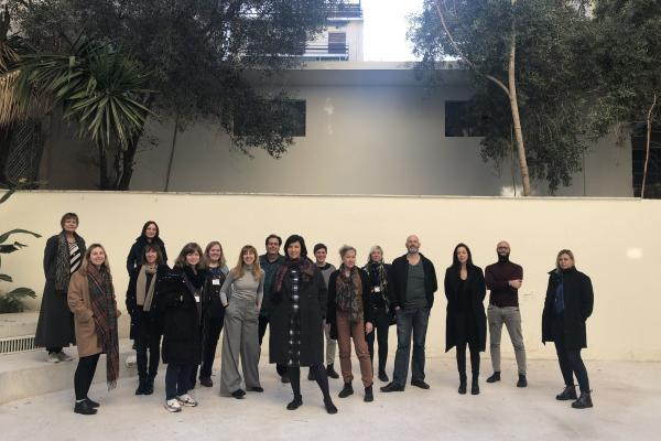 EMAP jury in Athens January 2020